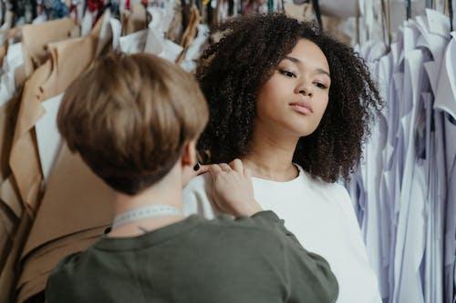 Ingyenes stockfotó afro, couturier, divat témában