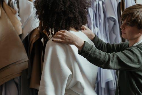 Kostenloses Stock Foto zu afro, atelier, bekleidungsfabrik, entwerfen