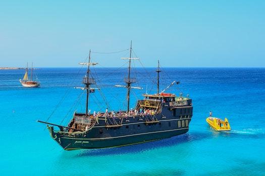 Free stock photo of sea, sky, vacation, people