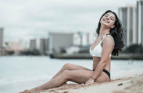Photo Of Woman Wearing Bikini