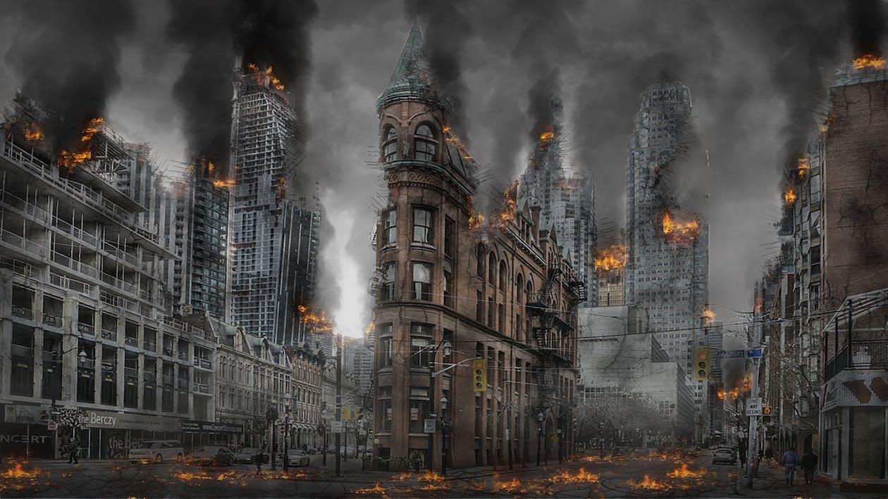 apokalypse, apokalyptisch, armageddon