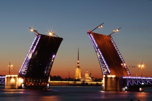 交通系統, 地標, 塔, 建造 的 免费素材照片