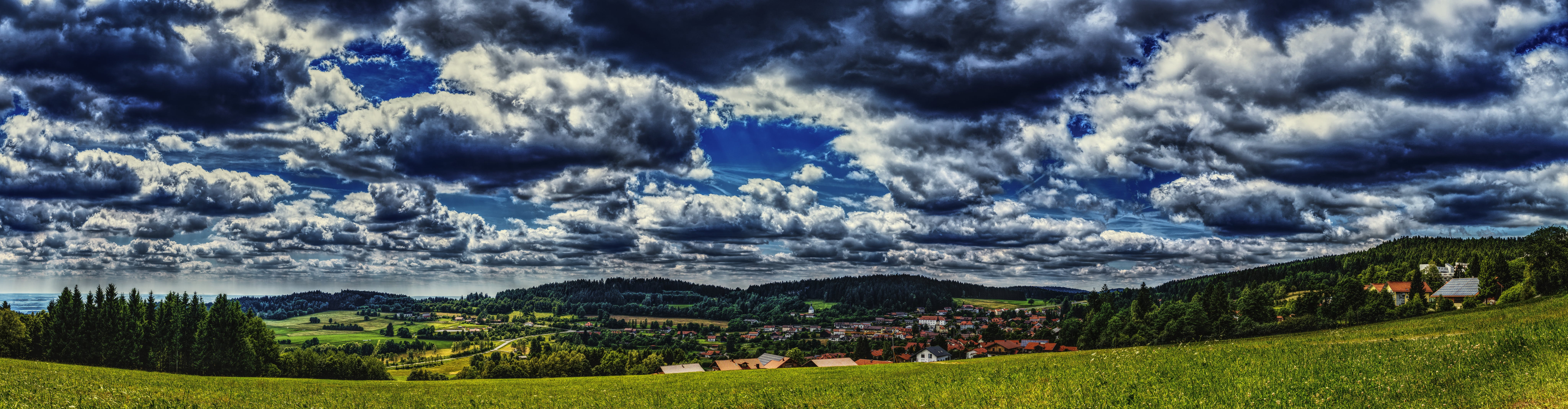 Fotos de stock gratuitas de Baviera, campo, cielo, colina