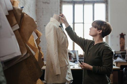 Kostenloses Stock Foto zu atelier, attrappe, bekleidungsfabrik