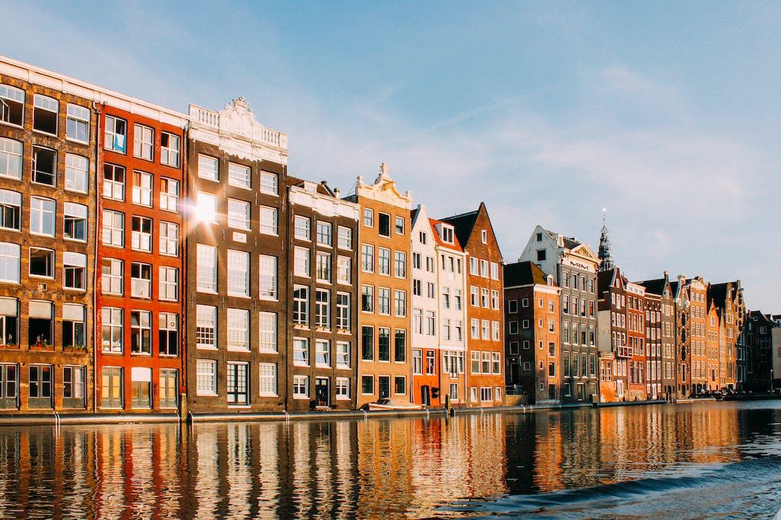 архітектура, будівлі, відображення