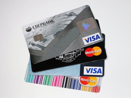 付款, 保全, 信用, 信用卡 的 免费素材照片