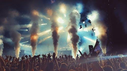 Foto stok gratis bagus, cantik, festival, Festival musik