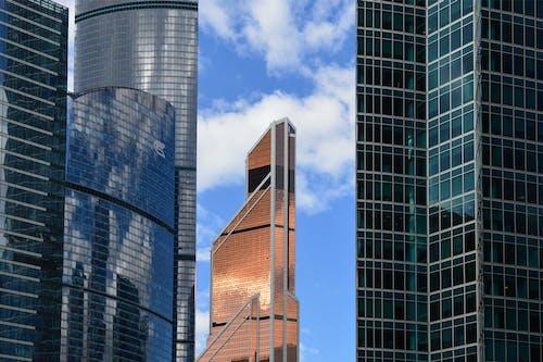 城市, 塔, 外觀, 天空 的 免费素材照片