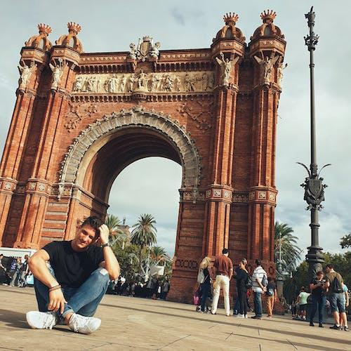 바르셀로나, 스페인, 초상화의 무료 스톡 사진