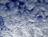 flight, sky, clouds