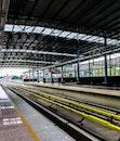 blur, public transportation, station