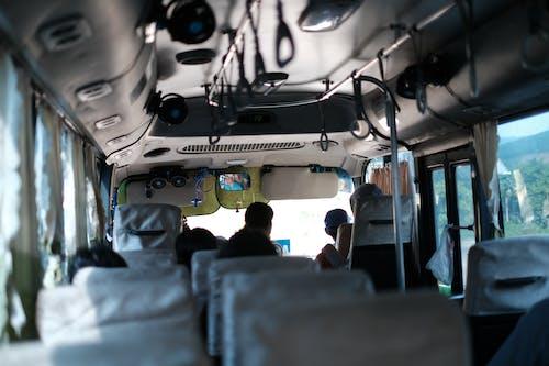 Foto stok gratis Bandara, bepergian, bis, bus
