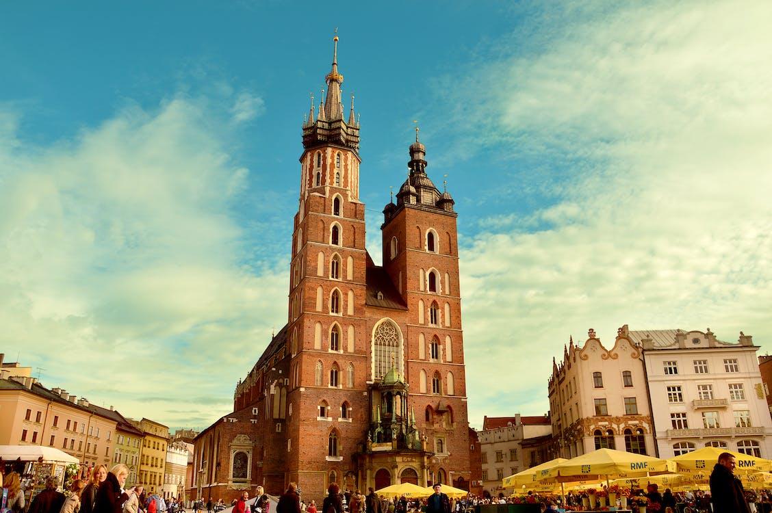 Ba Lan, các tòa nhà, cracow