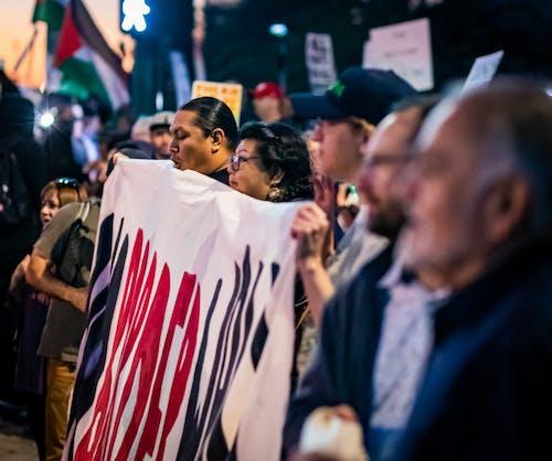 Kostenloses Stock Foto zu african american menschen, amerika, asien: menschen, demonstranten