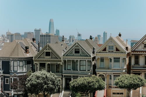 Photos gratuites de architecture, banlieue, bâtiment