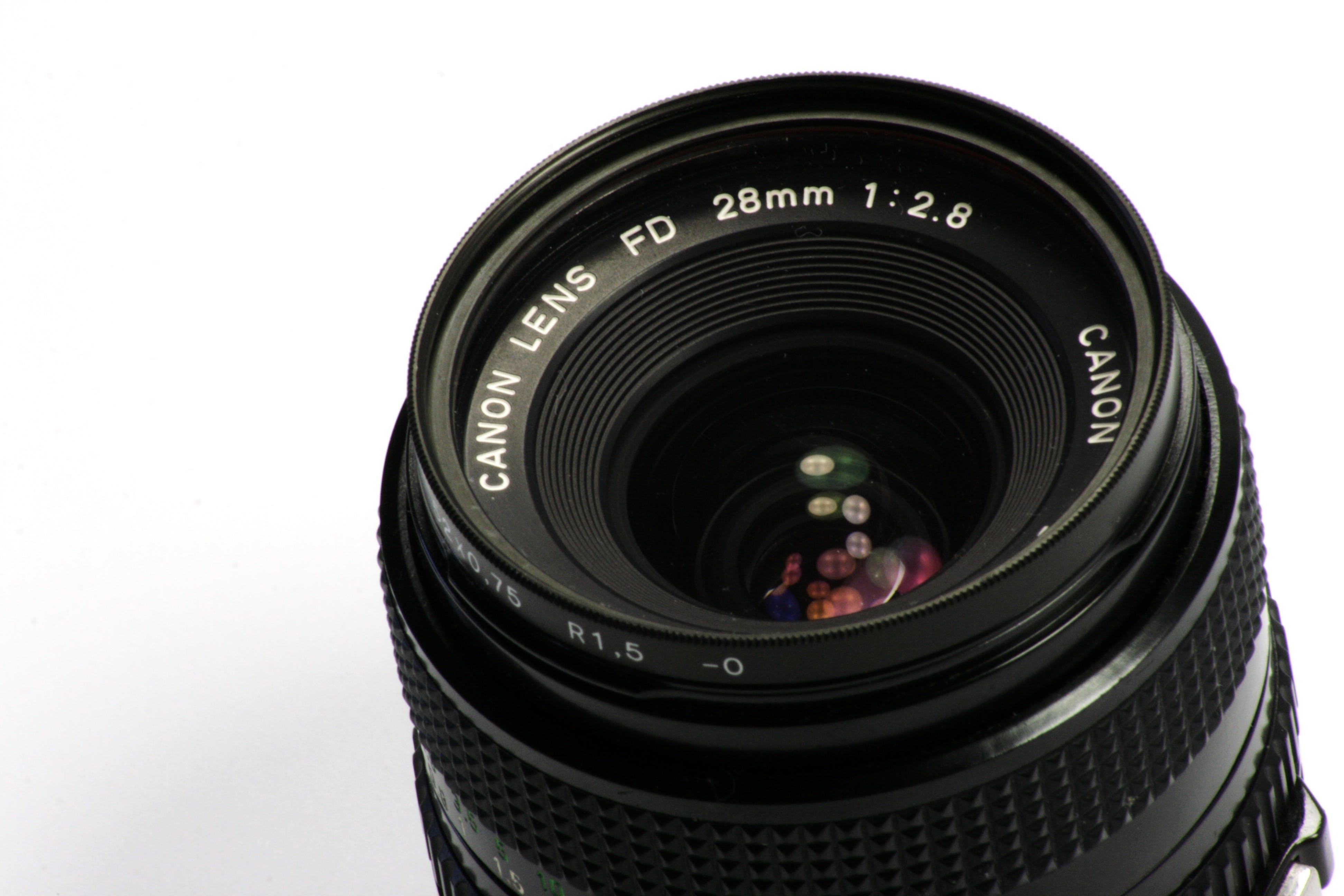 analog, camera, canon