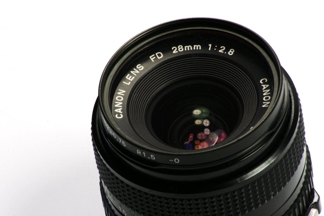 analogique, appareil photo, appareil photo reflex numérique