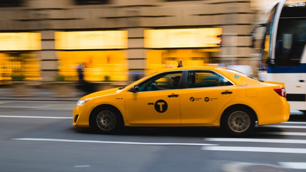 Best Car For Taxi Driving
