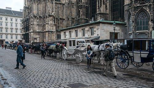 Imagine de stoc gratuită din transporte público