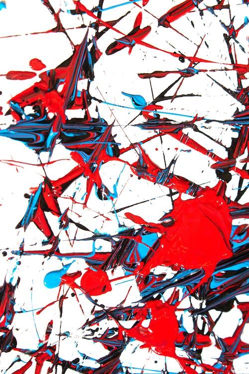 アート, アクリル, アクリル絵の具の無料の写真素材