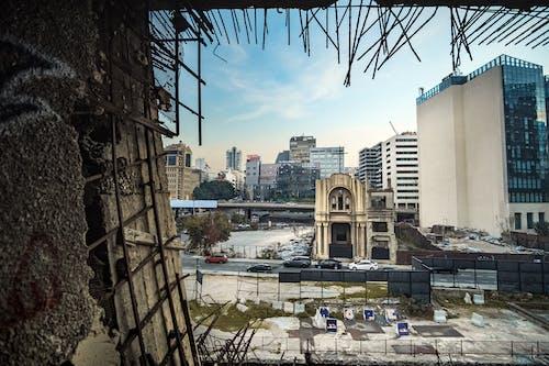 中东, 城市, 市中心 的 免费素材图片