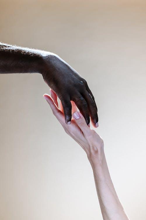 Immagine gratuita di amore, comunicazione, concettuale, dita