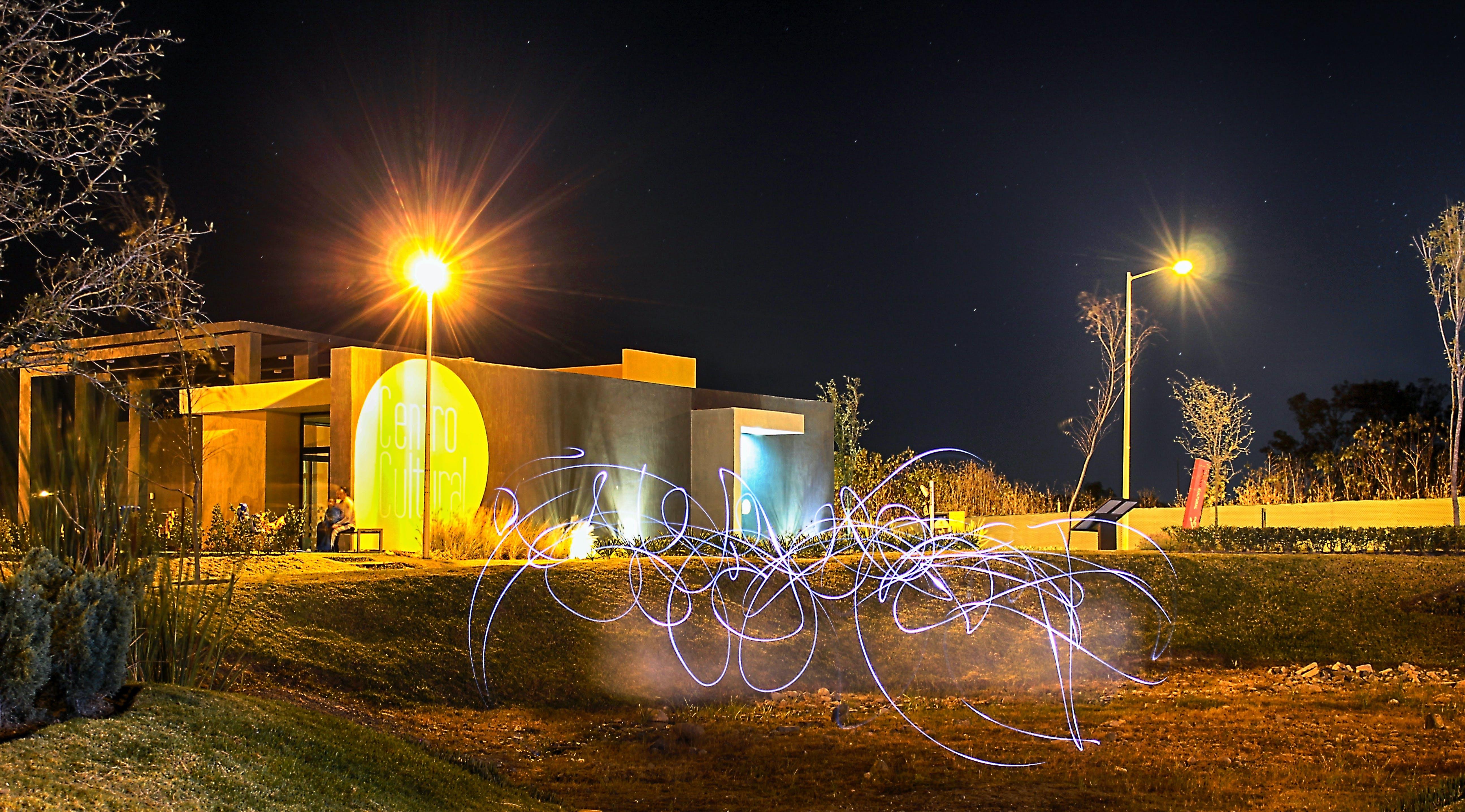 Free stock photo of luz