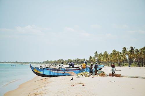 Základová fotografie zdarma na téma 4k tapeta, cestování, člun, dopravní systém