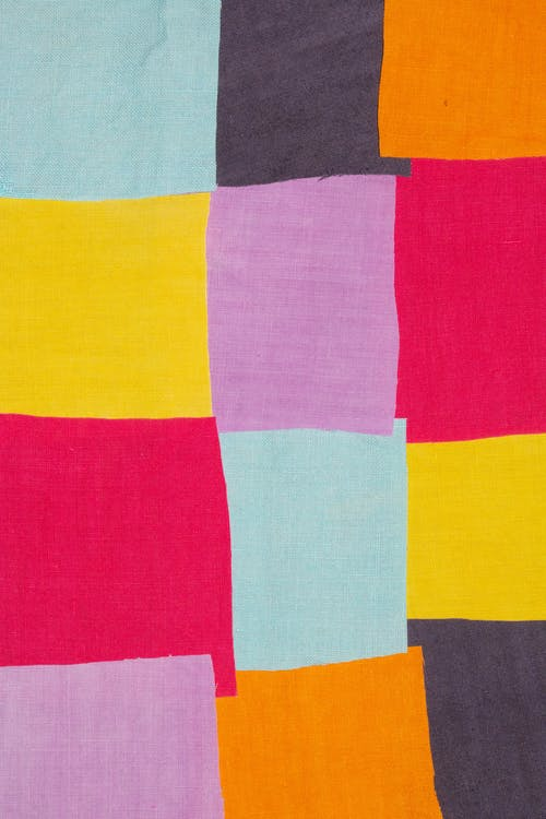 Close-Up Photo Of Assorted Textile