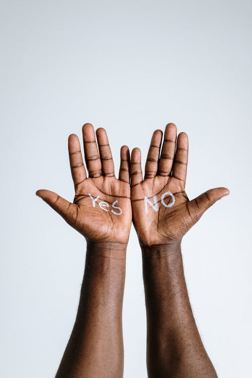 Photo Of Person's Hands