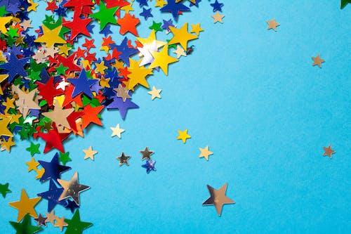 Colorful Star Confetti