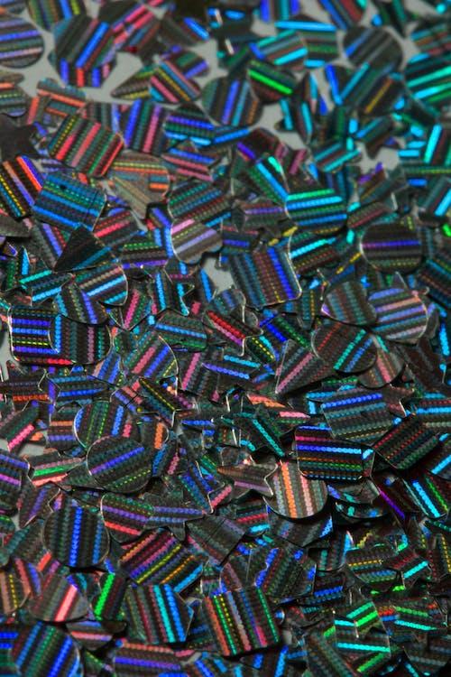 Iridescent Confetti