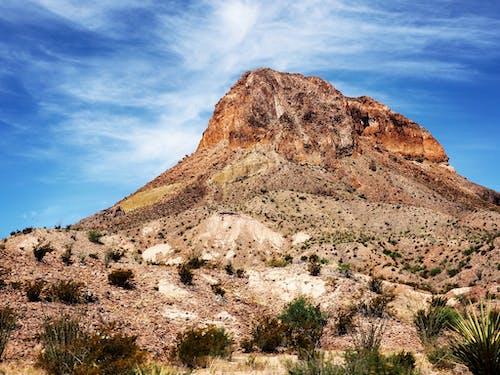 Foto d'estoc gratuïta de cel, desert, llum del dia, natura