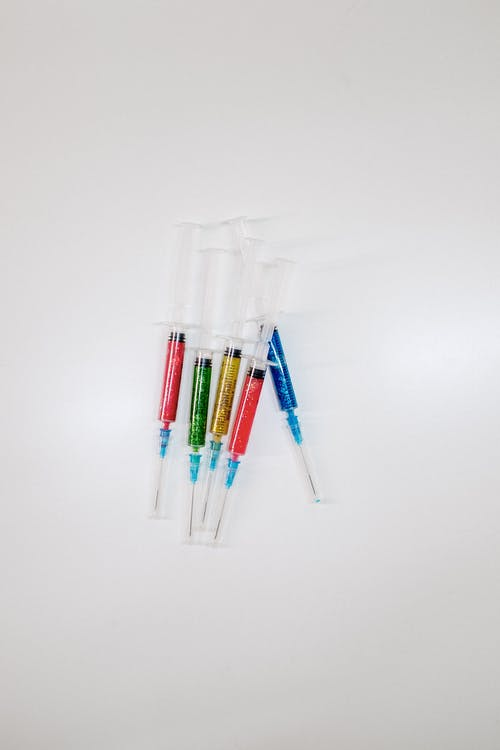 Photo Of Syringe