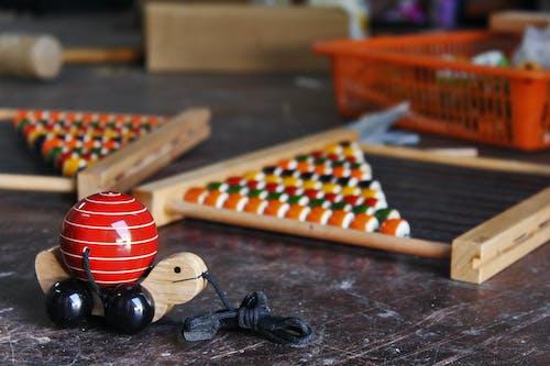 Ảnh lưu trữ miễn phí về Ấn Độ, đồ chơi, gỗ, màu đỏ