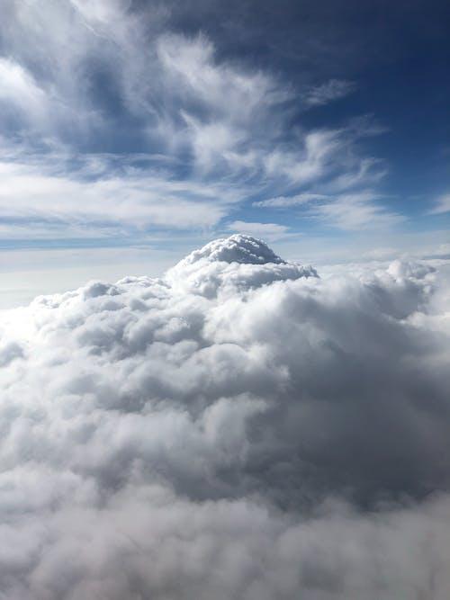cloudscape, スカイスケープ, 光, 天国の無料の写真素材
