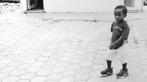Foto stok gratis anak papua, anak-anak, manokwari