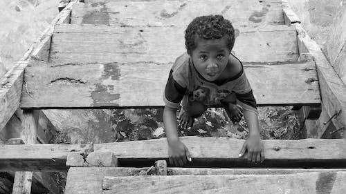 Foto stok gratis anak dari manokwari, papua barat