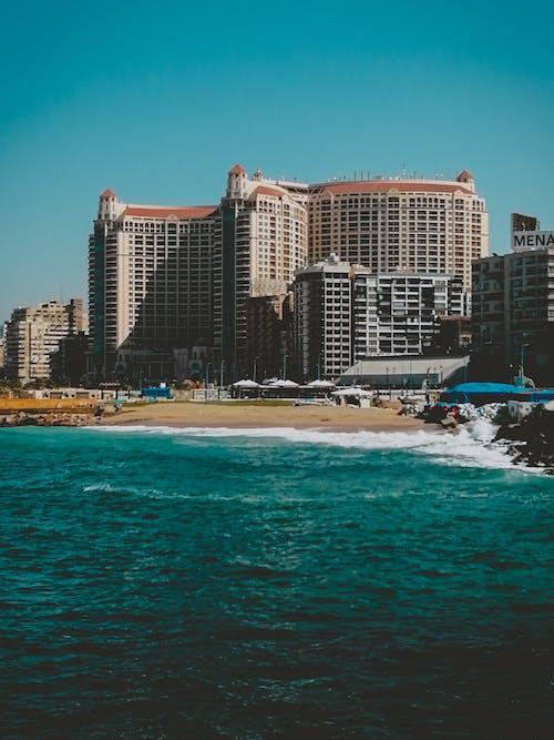 Photo Of Buildings Near Beach