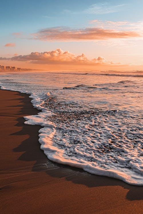Free stock photo of atlantic ocean, beach, beach sunset