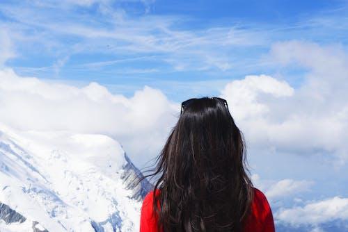 Photos gratuites de bleu, ciel, ciel bleu, dos