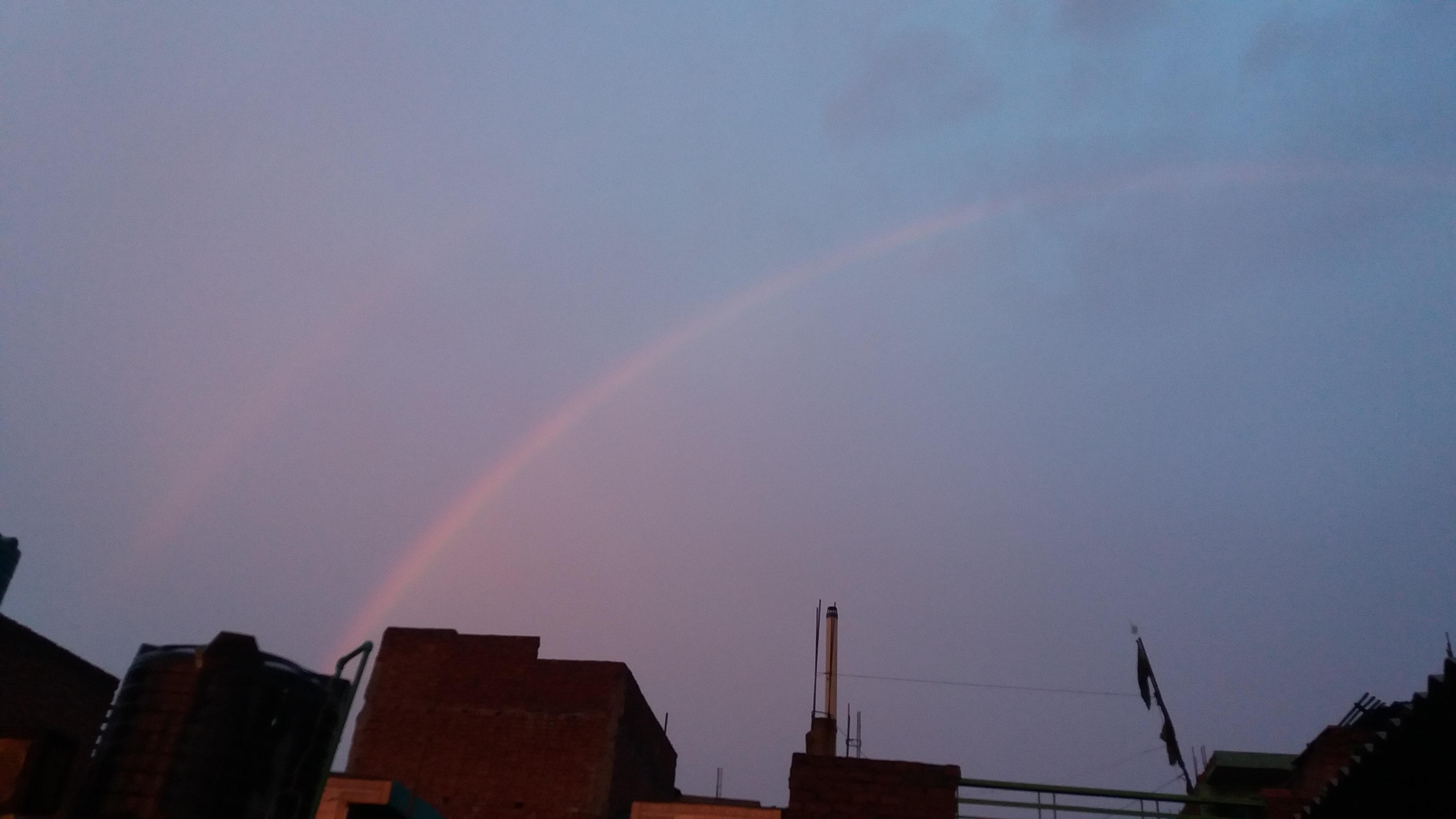 Free stock photo of Amazing light, rainbow, sky