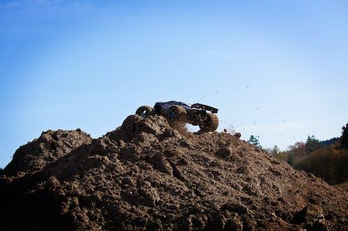 Free stock photo of car, hobby, mud, rc