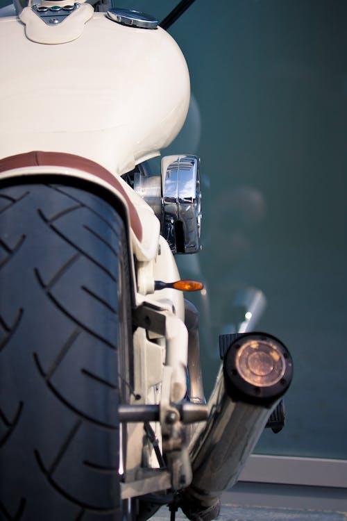 Free stock photo of custom, motorcycle