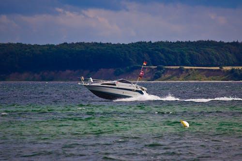 Free stock photo of boat, nature, sea, seashore