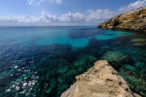 Fotos de stock gratuitas de agua, al aire libre, cielo azul