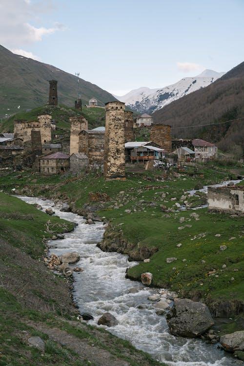Photo of River Near Village