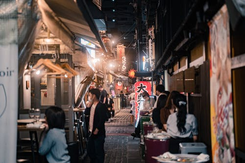 ビジネス, レストラン, 商取引, 大阪の無料の写真素材