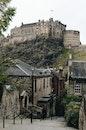 castle, monument, history