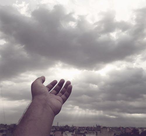 Free stock photo of cloud, nature, rain